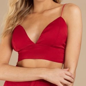 Tobi By Your Side Crop Top in Small